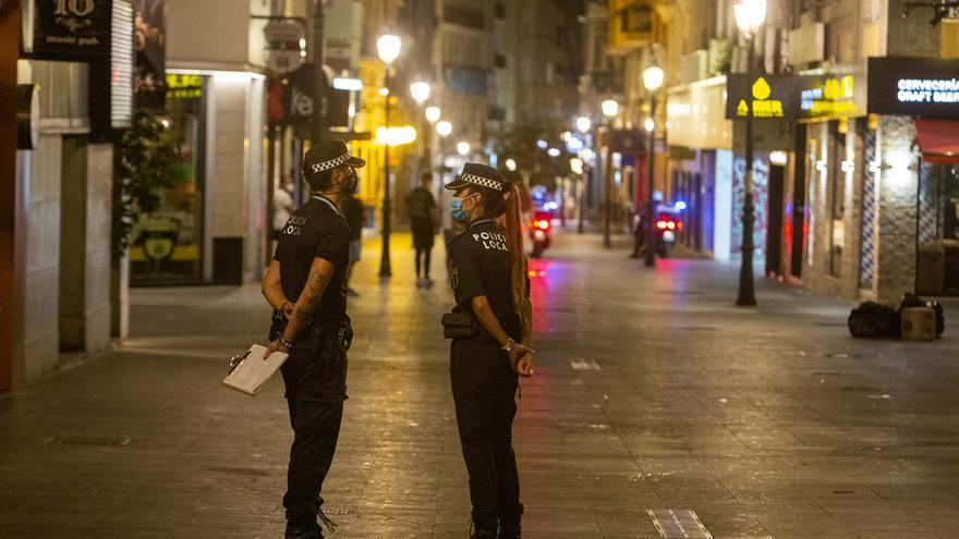 Toque de queda en Alicante, Valencia y Castellón: las horas en las que no se podrá salir