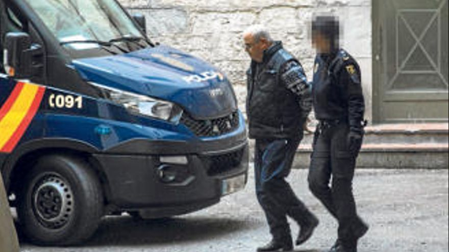El acusado de intentar raptar a una niña en Luceros sale en libertad bajo fianza de mil euros