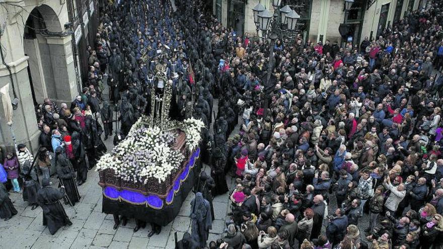 La Semana Santa de Zamora, sin esperanza en 2021