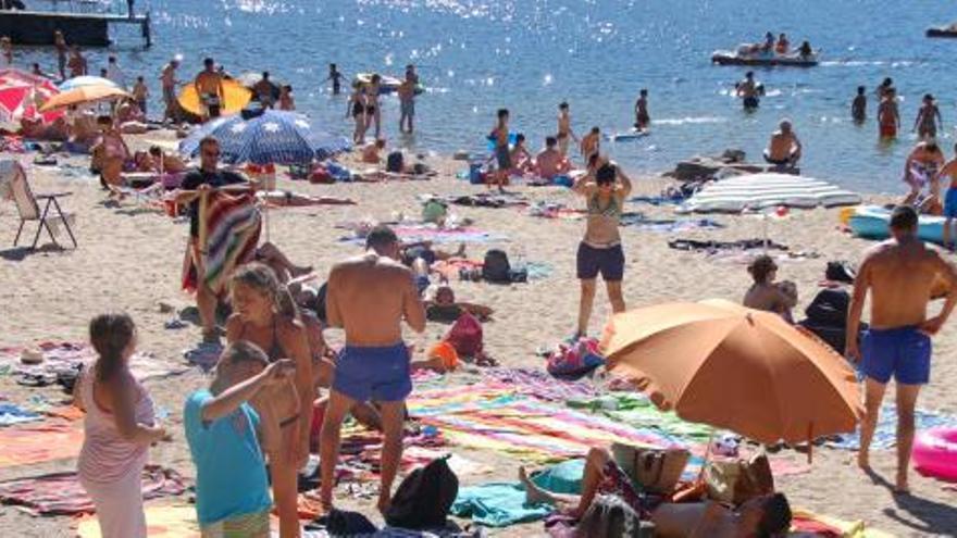 Zamora, la provincia con más playas de Castilla y León