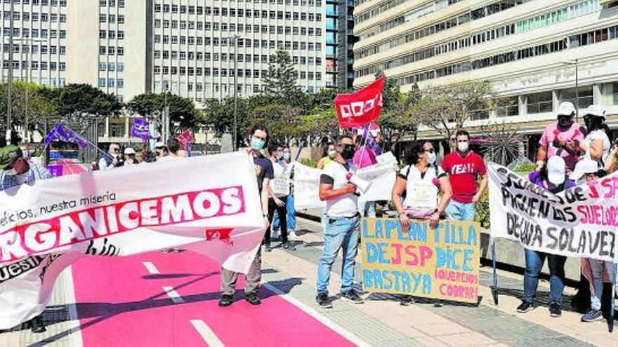 JSP llama a los trabajadores para comunicarles el número de despidos