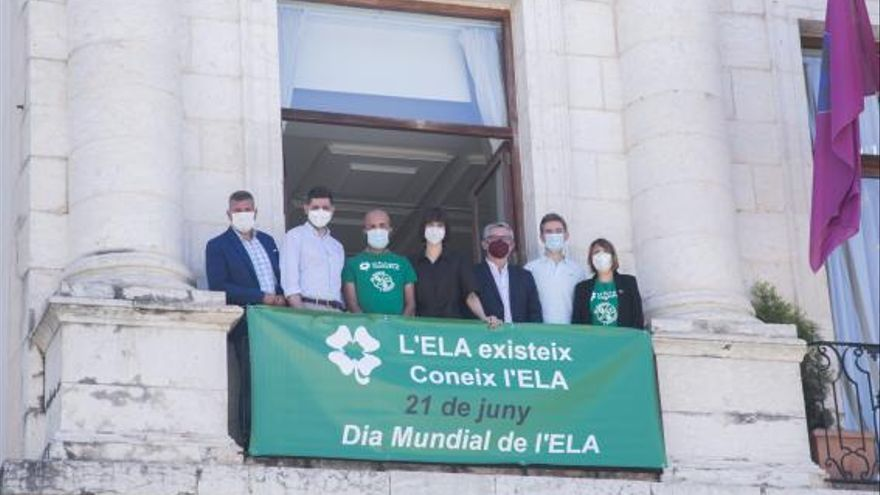 Solidaritat en el Dia Mundial de l'ELA
