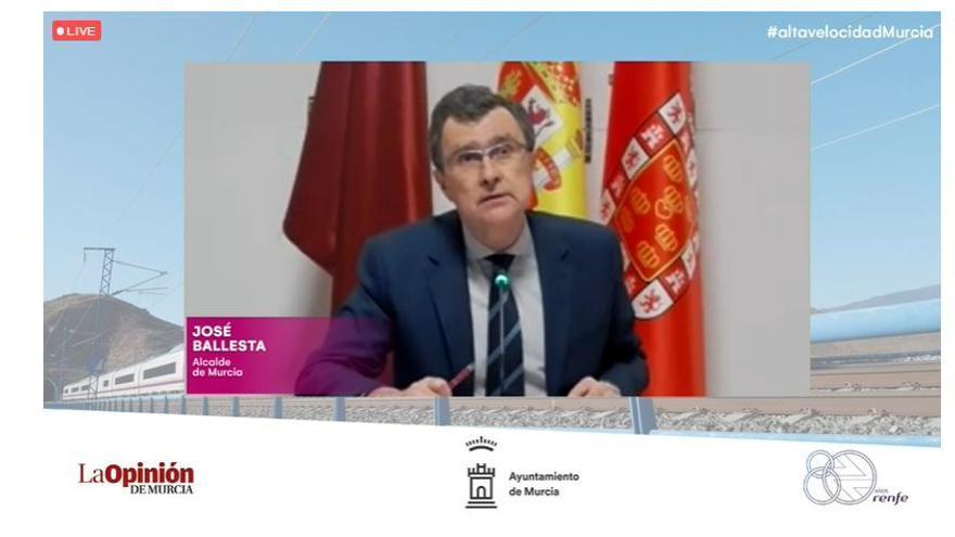 Ballesta: «Conexión Sur tendrá una visión global e integradora de la ciudad»