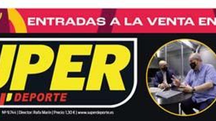 Esta es la portada de SUPER de este domingo 20 de junio