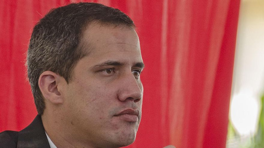"""Guaidó tacha de """"propaganda"""" la demanda de Maduro a EEUU"""