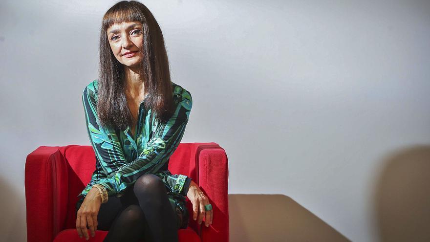 """Maria de Medeiros: """"Prefiero el cine pobre de Europa que el rico de Hollywood"""""""