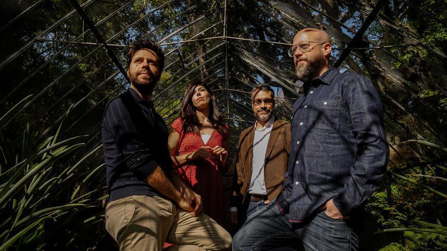 Monte Ventura, pop indie bajo una pandemia mundana