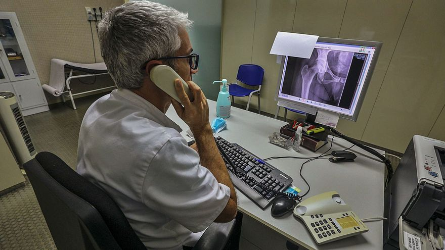 El 90% de los médicos no ha recibido el material necesario para las teleconsultas