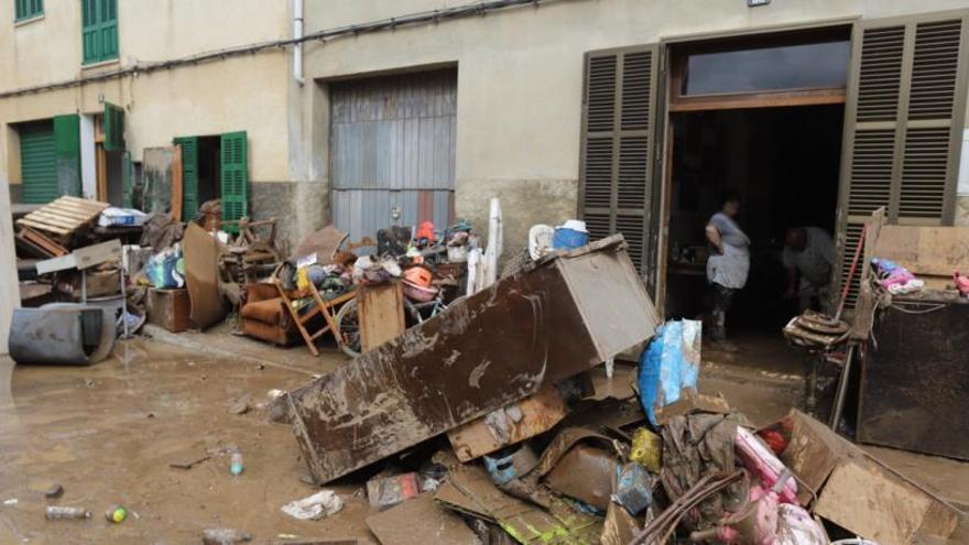 """Aemet concluye que la riada de Sant Llorenç """"no se podía prever"""""""