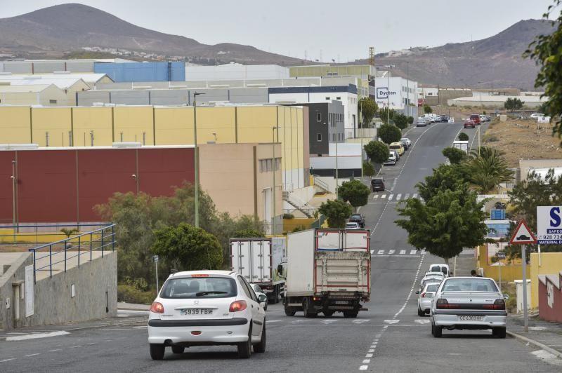 Zona industrial Las Majoreras, Ingenio