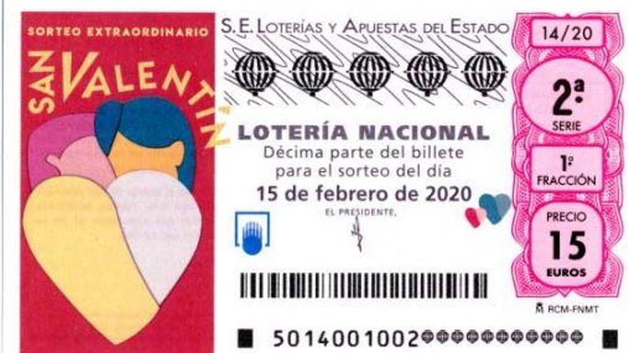 Lotería Nacional Comprobar Resultado Del Sorteo Extraordinario De San Valentín Del Sábado 15 De Febrero De
