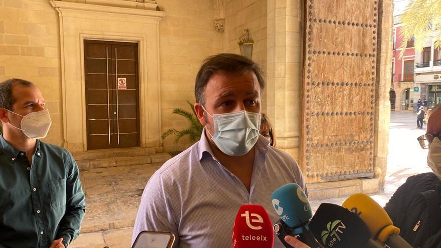 El PP de Elche solicita al alcalde que convoque el Debate sobre el Estado del Municipio