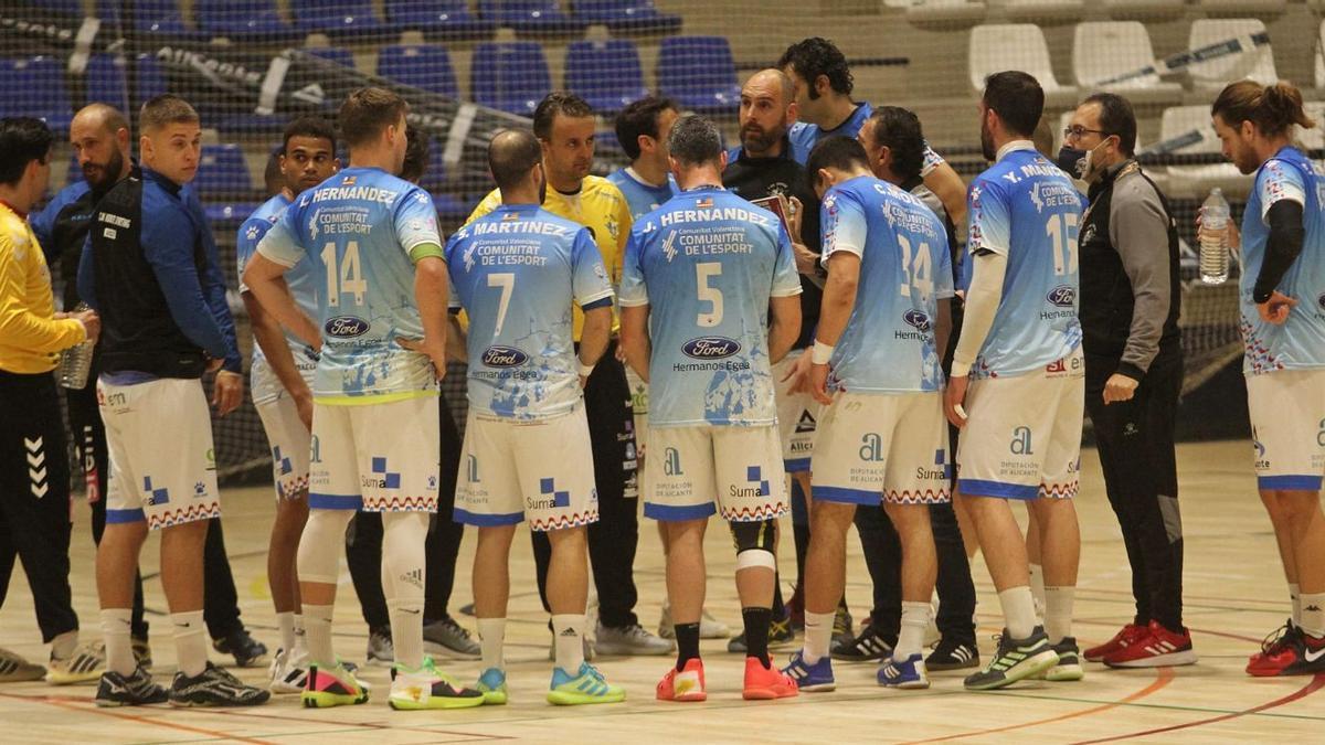 Victoria importante del Horneo Sporting Alicante.