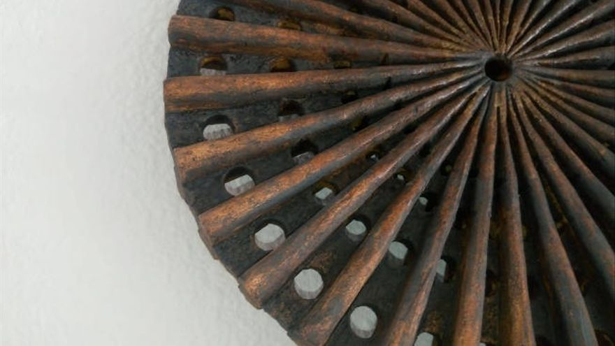 Santa Cruz expone en Los Lavaderos trabajos de los alumnos de cerámica