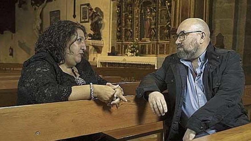 El equipo de 'O son da Ribeira' analiza el poema que Lorca dedicó a la Barca de Muxía