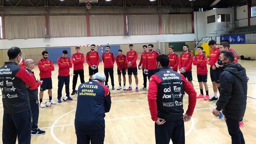 España empieza a preparar el Mundial