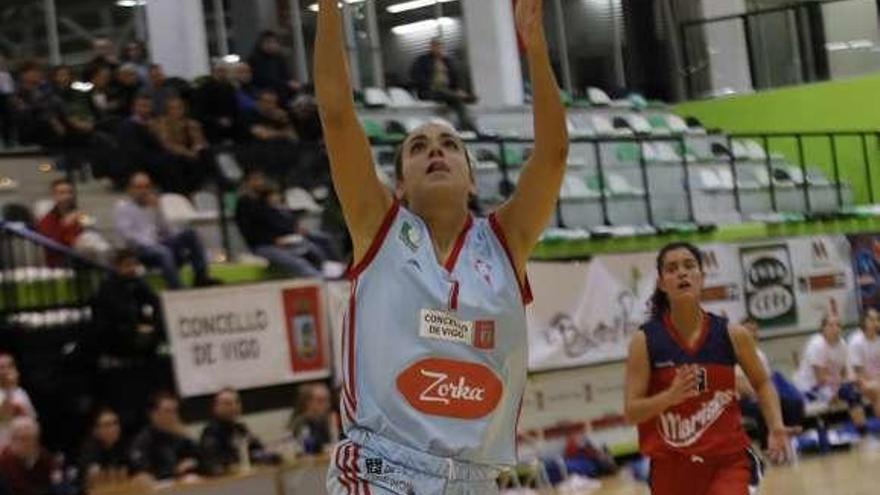 Tamara Montero amplía su vinculación con el Celta Zorka