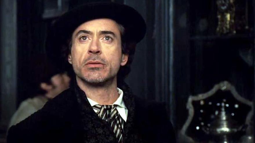 Robert Downey Jr. prepara el rodaje de 'Sherlock Holmes 3'