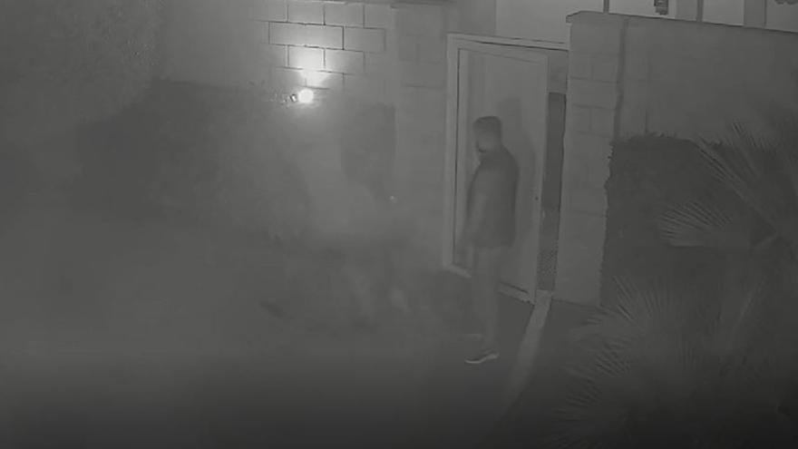 Detenido en Benidorm por atracar al vigilante de un club