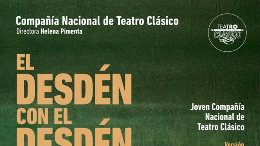 La programación del festival de teatro de Cáceres contempla dos comedias para este fin de semana