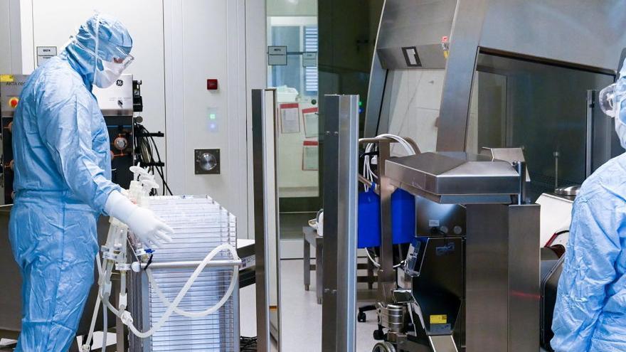 La Generalitat espera vacunar a 200.000 personas contra el covid en el primer trimestre de 2021