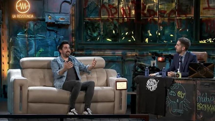 """Álex Ubago: """"La Reina Sofía me hizo una cobra"""""""
