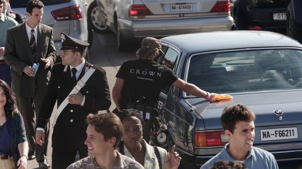 """Dreharbeiten zu """"The Crown"""": Lady Di lebt auf Mallorca wieder auf"""