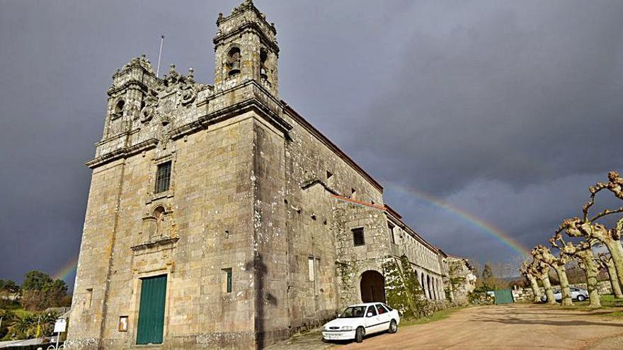 Sorpresa y satisfacción en San Francisco y el monasterio de Lérez por las ayudas del Plan Nacional Turístico Xacobeo