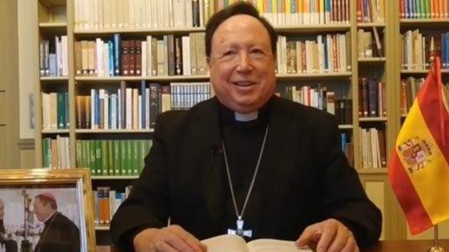 Muere por Covid-19 Juan del Río, el arzobispo castrense, a los 73 años