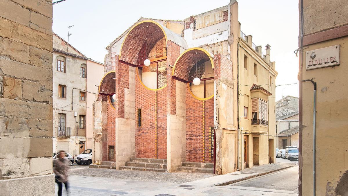 Un projecte d'Olot, entre la milllor arquitectura del món