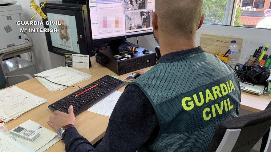 Detenido en Alguazas por una veintena de robos en vehículos, comercios y casas