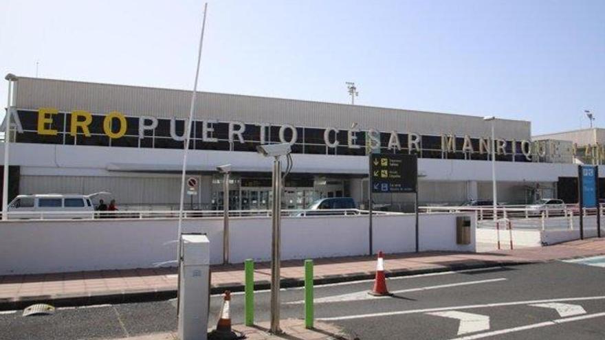 Lanzarote recibe este martes su primer vuelo internacional tras la reapertura de fronteras