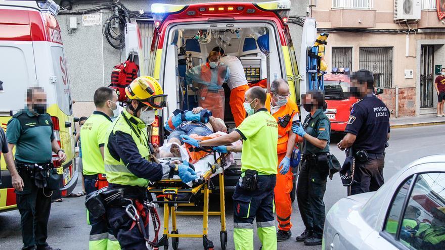 Rechazo de los sindicatos al desmantelamiento de las emergencias en la provincia de Alicante