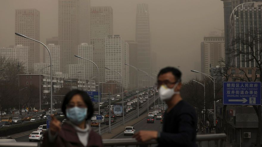 La OMS fija como peligrosos niveles de aire hasta ahora seguros