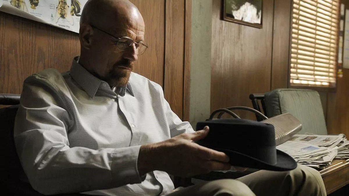 Bryan Cranston como Walter White en 'Breaking Bad'.
