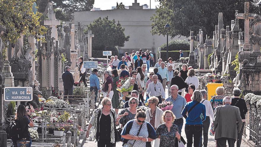 El Obispado suspende las misas en el cementerio de Palma de los días 1 y 2 de noviembre