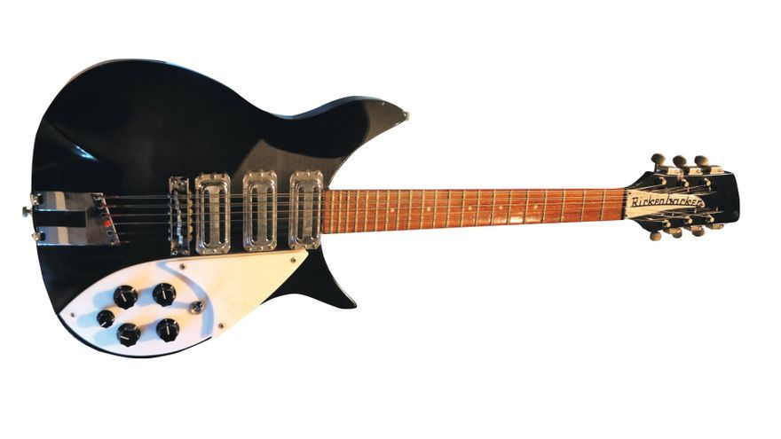 Rickenbacker, la guitarra que sublimó el pop