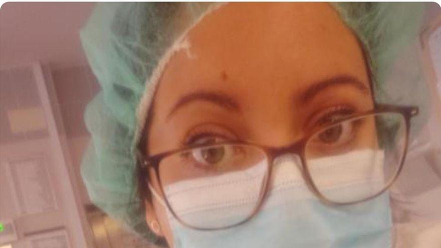 """Enfermera de urgencias: """"¿Qué es una Navidad perdida, frente al resto de Navidades de tu vida?"""""""