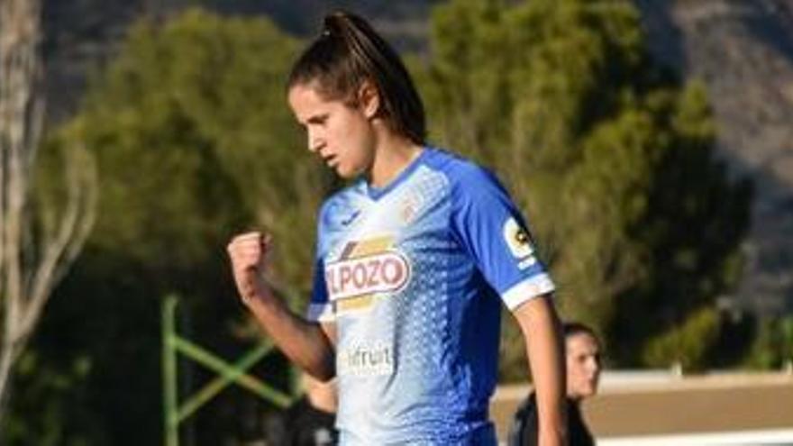 La murciana Helena Torres jugará con el Depor en Primera