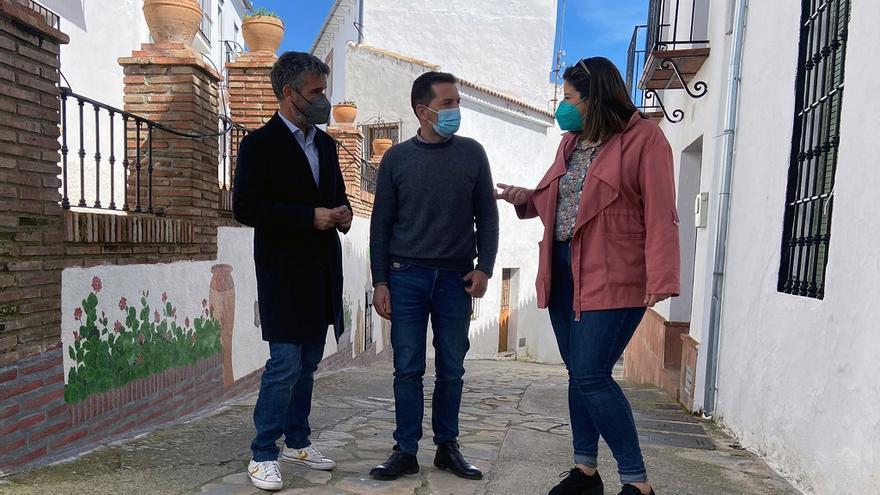 El PSOE pide a la Junta que asuma el coste de las dosis contra la avispilla del castaño o lo sufrague al 50% con la Diputación