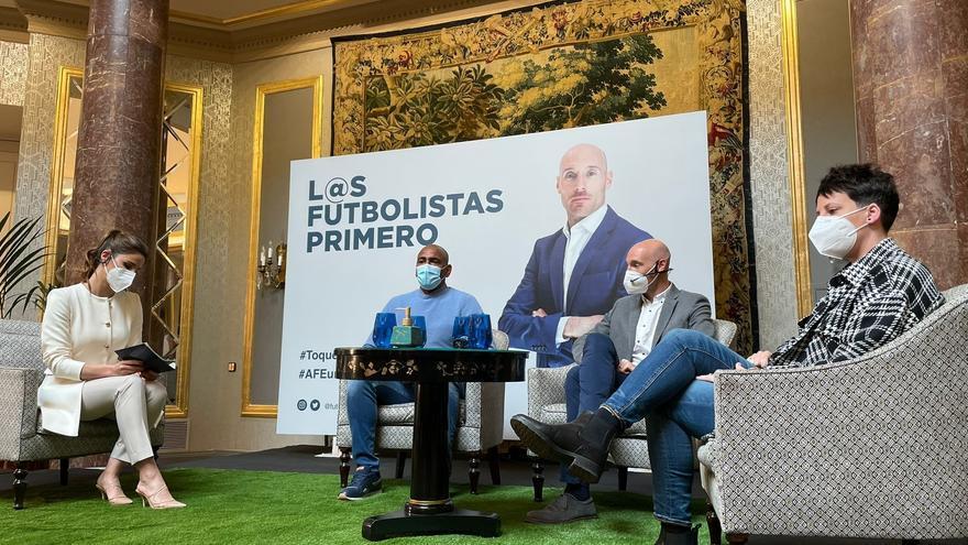 """Aganzo anuncia su victoria en las elecciones de la AFE y Toquero denuncia un """"fraude"""""""