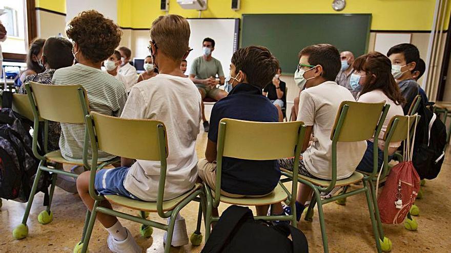 Educació inyecta 320.000 € para la atención pedagógica de las tres comarcas