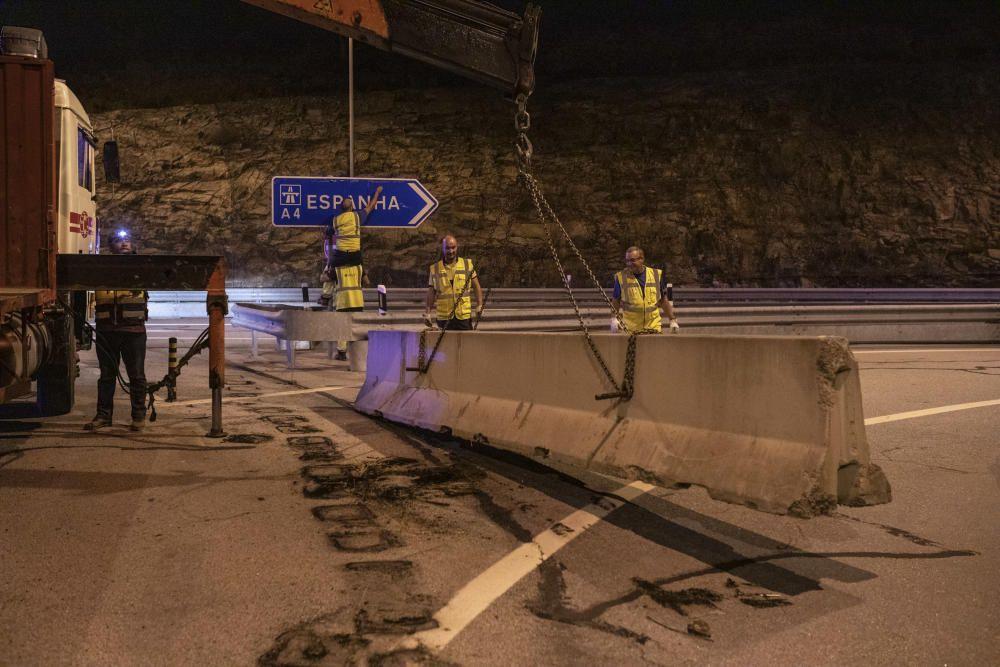 Apertura de las fronteras entre España y Portugal