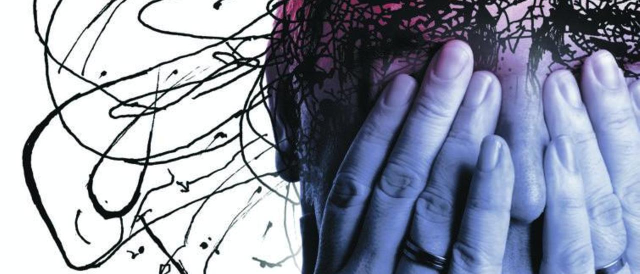 La solución al estrés mental interno: observación, aceptación y rendición