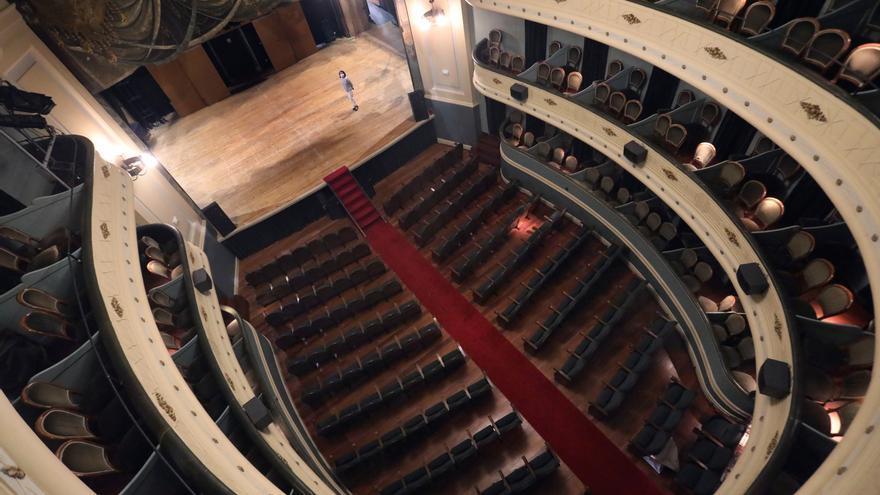 Los auditorios y teatros de Galicia reanudan su actividad