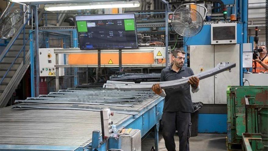 Los precios industriales subieron en abril un 5,5% en Extremadura