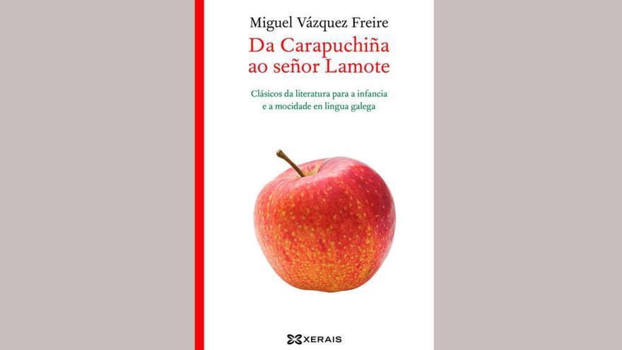 """Miguel Vázquez Freire presenta """"Da Carapuchiña ao señor Lamote"""""""