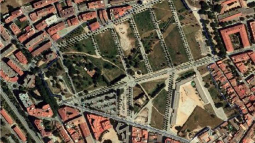 Urbanisme aprova la modificació que permetrà construir fins a 960 pisos a l'avinguda Costa Brava de Figueres