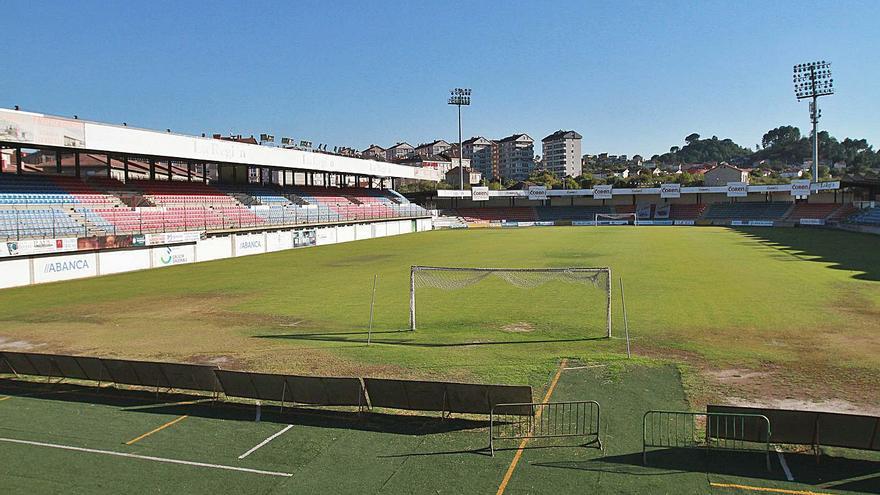"""La Xunta renovará el estadio de O Couto para """"una sede más funcional y flexible"""""""