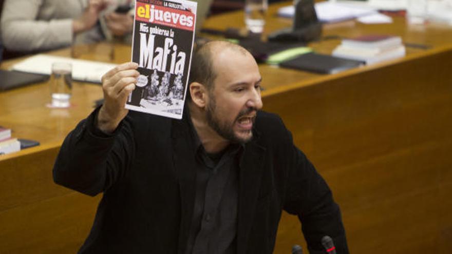 El exdiputado Josep Moreno se convierte en el cuarto directivo de À Punt